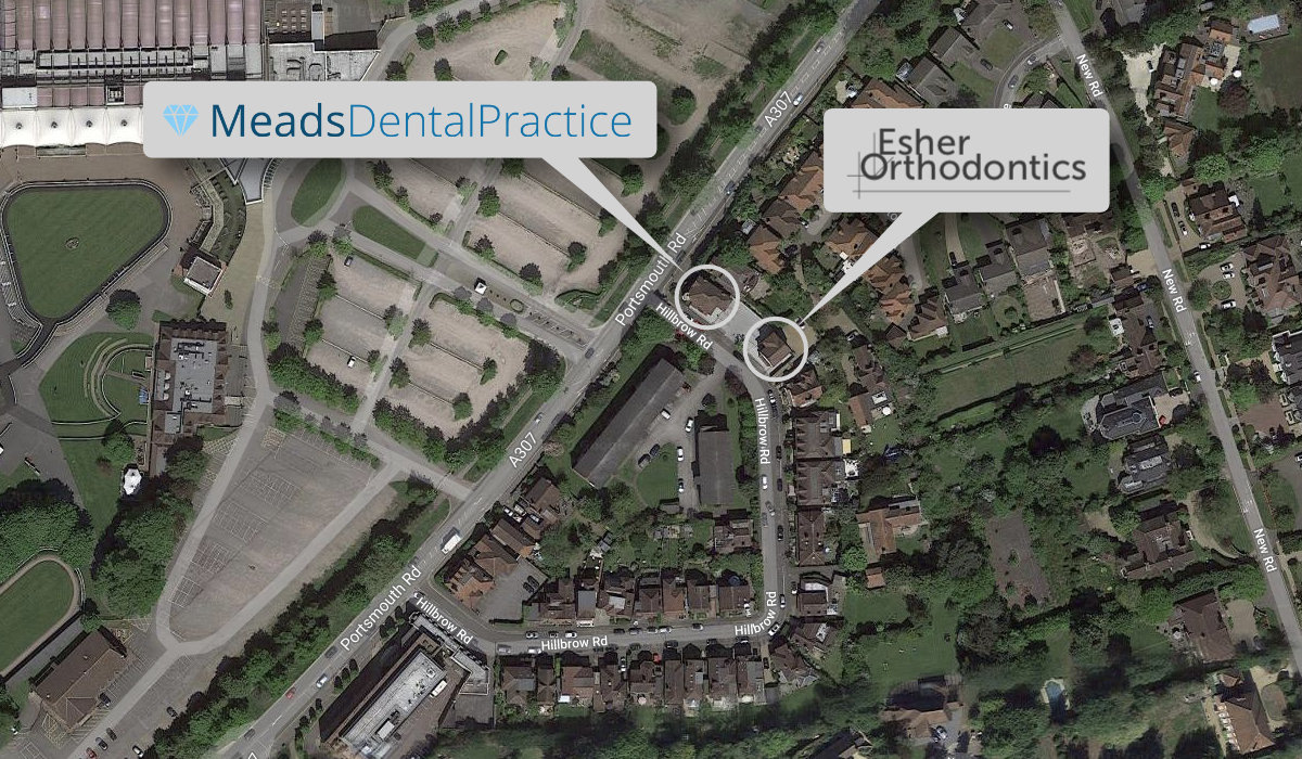 Meads Dental Practice in Esher Surrey